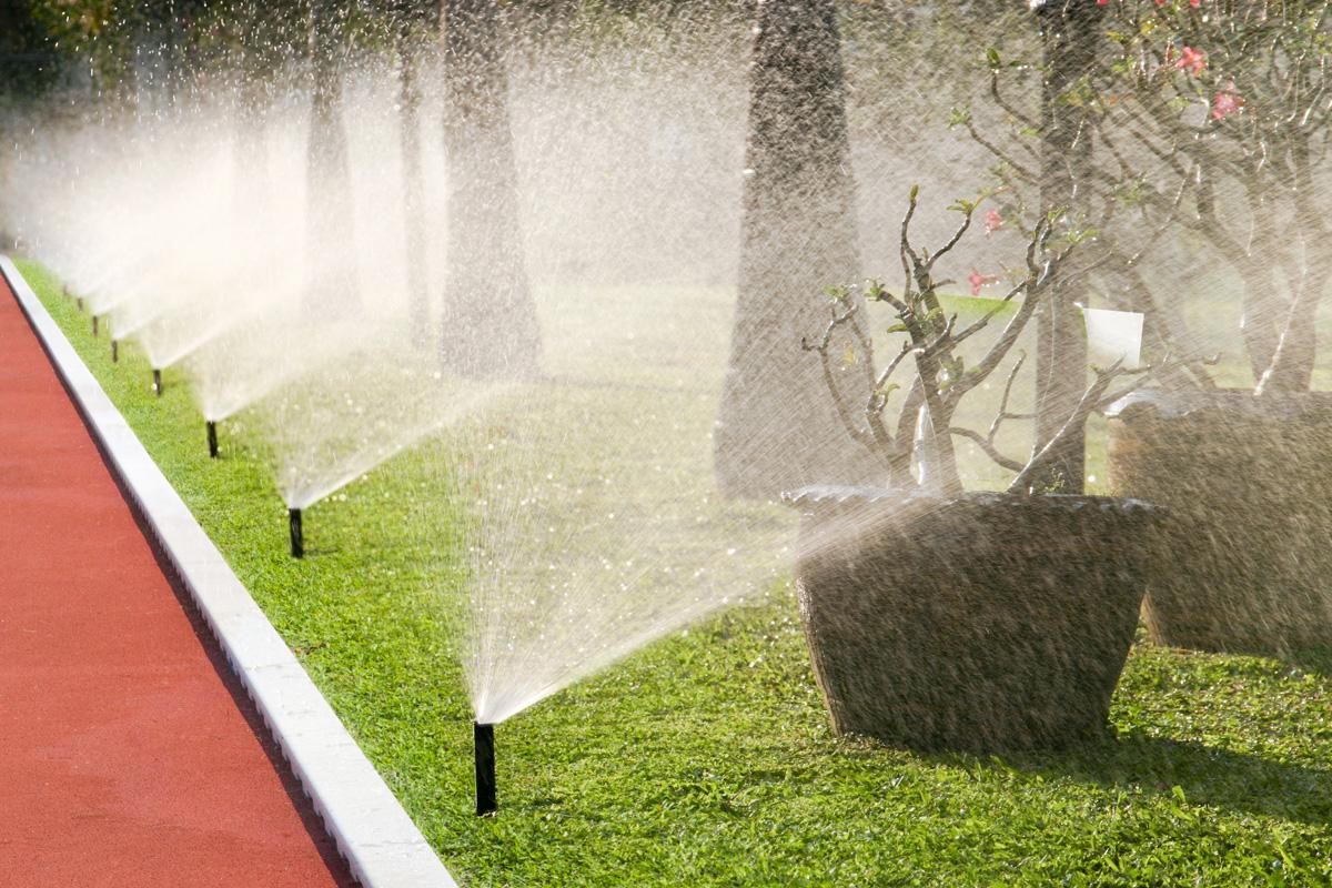 impianti irrigazione giardini padova venezia